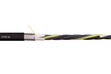 chainflex® motor cable CF35.UL