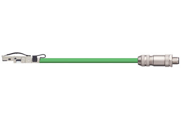 readycable® bus cable acc. to B&R standard iX67CA0E41.xxxx, base cable PVC 12.5 x d