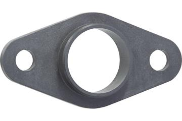 iglidur® G, two hole flange bearing, mm