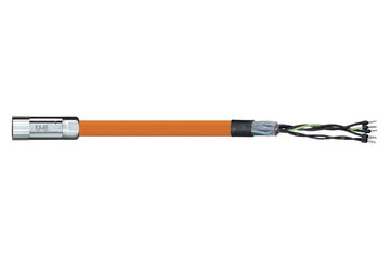 readycable® motor cable similar to Parker iMOK43, base cable PVC 15 x d