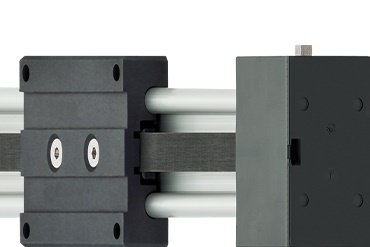 Cost-effective linear guides with drylin econ drive