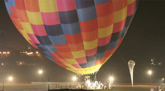 Hot-air balloon